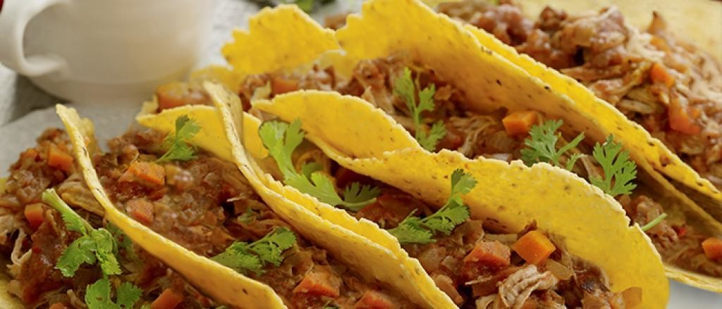 Cheryl Forberg beer braised taco
